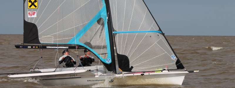 49er FX - Schöfegger/Lovrek Sailing-Team