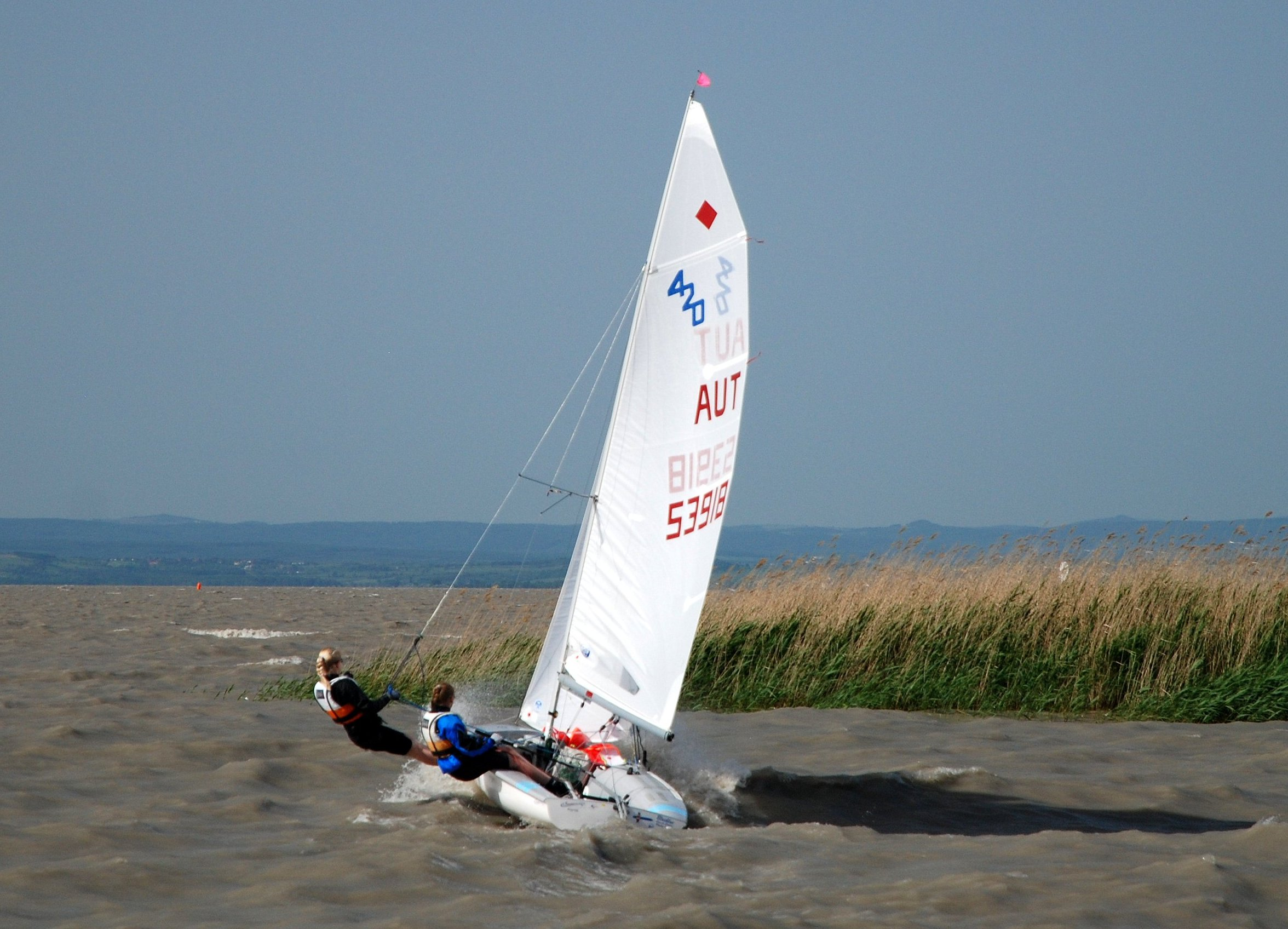 luschan buttinger am neusiedlersee bronze oestm2013 420er B